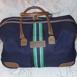 Tommy Hilfiger expandable rolling luggage